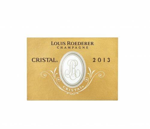 de Coninck Wine Merchant Champagne Louis Roederer Cristal 2013