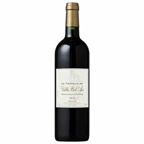 de Coninck Wine Merchant La Tonnelle de Villa Bel Air AOC Graves 2018
