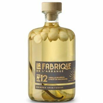 Rhum La Fabrique de l'Arrangé N°12 – Vanille Bourbon et Noix de Macadamia deconinckwine