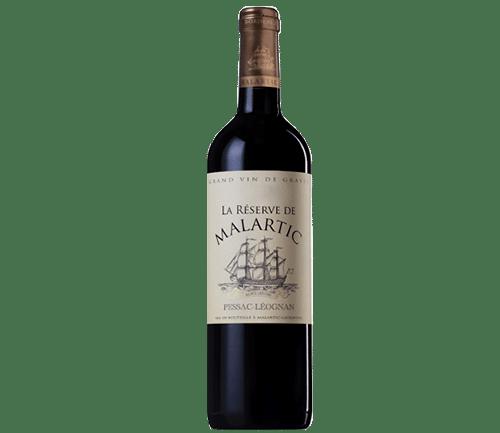 de Coninck Wine Merchant La Réserve de Malartic - Pessac-Leognan 2017