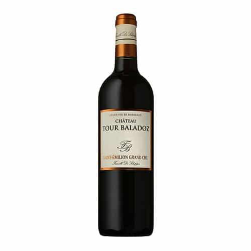 de Coninck Wine Merchant Château Tour Baladoz - Saint-Emilion Grand Cru 2015