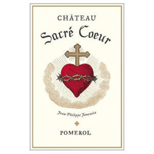 de Coninck Wine Merchant Sacré Coeur, Pomerol, 2020 ( caisse de 6 bout.)