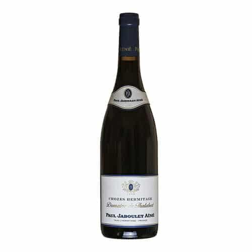 """de Coninck Wine Merchant Paul Jaboulet Aîné Crozes Hermitage """"Domaine de Thalabert"""" 2010"""