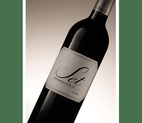 de Coninck Wine Merchant Château De Set, Esprit de Set, Grand Cru Saint Emilion, 2017