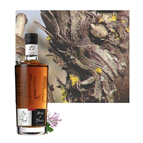 de Coninck Wine Merchant Brut de Fleurs | Léopold Gourmel | 15 Carats