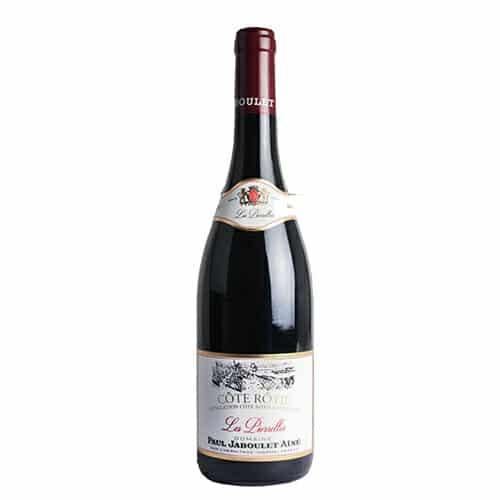 """de Coninck Wine Merchant Paul Jaboulet Aîné - Côte Rôtie """"Domaine des Pierrelles"""" 2018 BIO"""