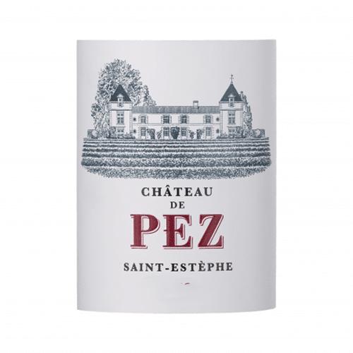 de Coninck Wine Merchant Château de Pez, Saint Estèphe, 2020 ( caisse de 6 bout.)