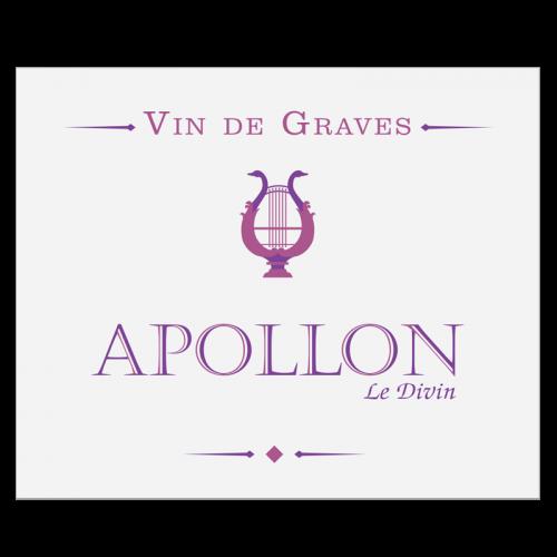 de Coninck Wine Merchant Apollon le Divin, Graves, 2020 BIO