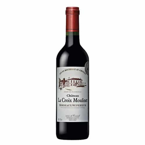 de Coninck Wine Merchant Château La Croix Moulinet Bordeaux Supérieur 2016 MAGNUM