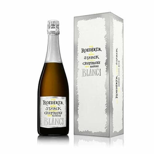 "de Coninck Wine Merchant Champagne Louis Roederer ""Brut Nature"" Gift Box 2012"