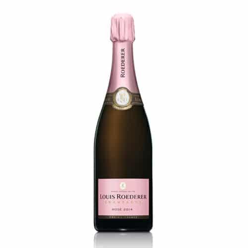 de Coninck Wine Merchant Champagne Louis Roederer Brut Rosé Vintage 2014