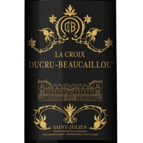 de Coninck Wine Merchant Château La Croix Ducru Beaucaillou, Saint Julien , 2020 ( caisse de 6 bout.)