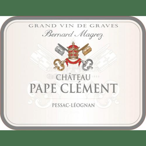 de Coninck Wine Merchant Château Pape Clément, Graves, Blanc, 2020