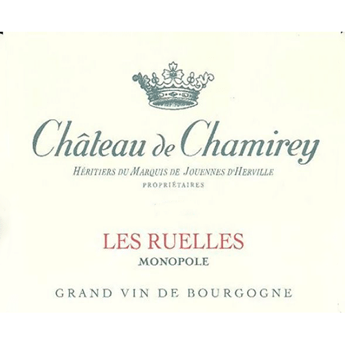 de Coninck Wine Merchant Mercurey Premier Cru « Château de Chamirey » 2016 « Clos des Ruelles » Monopole
