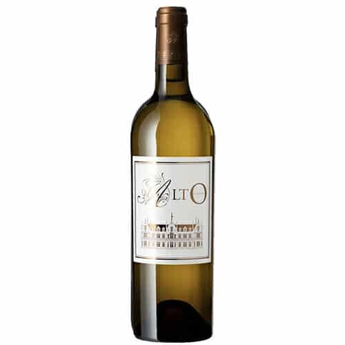 de Coninck Wine Merchant AltO de Cantenac Brown - Bordeaux blanc 2015