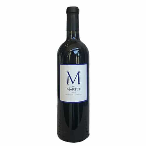de Coninck Wine Merchant M de Martet 2016 - AOC Bordeaux Supérieur