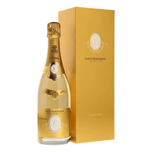 de Coninck Wine Merchant Champagne Louis Roederer Cristal 2002