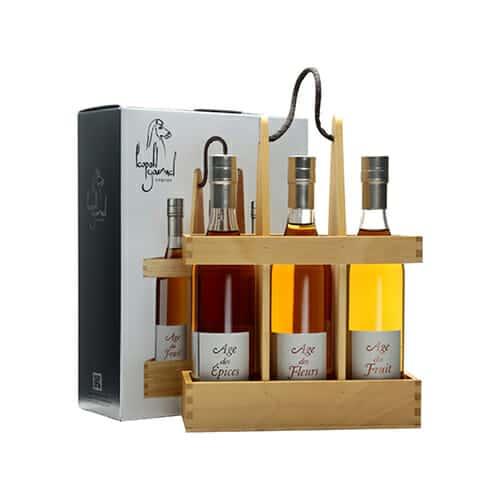 de Coninck Wine Merchant Leopold Gourmel – Promenade en Cognac 3x20cl