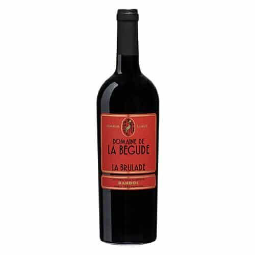 """de Coninck Wine Merchant Domaine de la Bégude 2017 """"La Brulade"""" - Bandol - BIO"""