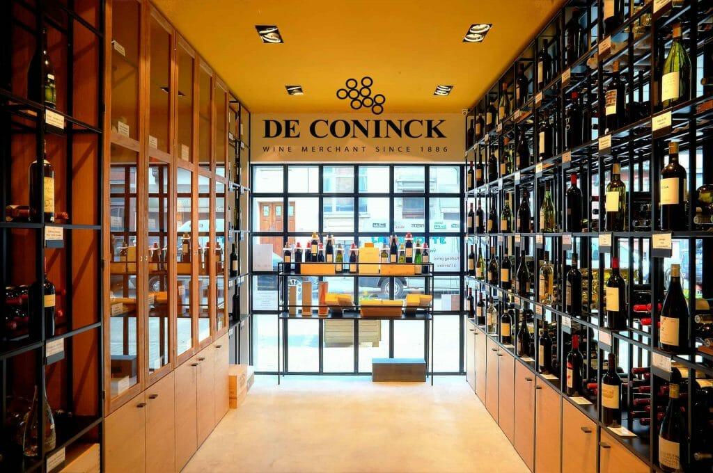 de Coninck Wine Merchant de Coninck Wine Merchant