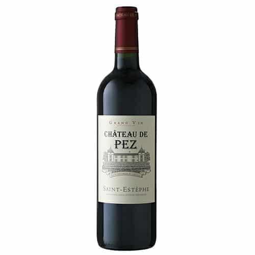 de Coninck Wine Merchant Château de Pez - Saint-Estèphe 2018