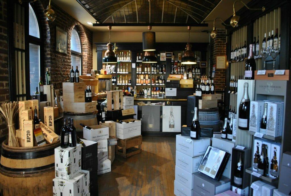 de Coninck Wine Merchant Ixelles