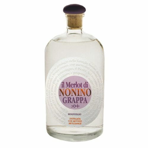 """de Coninck Wine Merchant Nonino - Grappa - """"Il Merlot"""""""