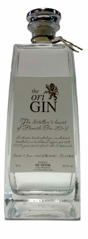 de Coninck Wine Merchant Gin the Ori-gin