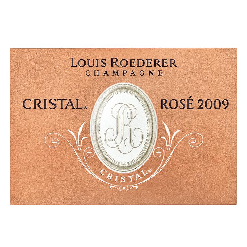 Champagne Louis Roederer Cristal Rosé 2009