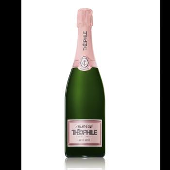 Champagne Théophile rosé Fles