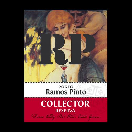 de Coninck Wine Merchant Ramos Pinto - Porto Ruby - Reserva Collector