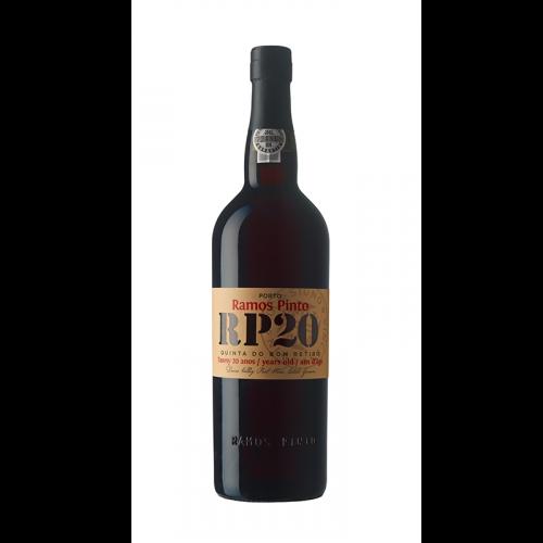 de Coninck Wine Merchant Ramos Pinto - Porto - Quinta de Bom Retiro 20 Years Old