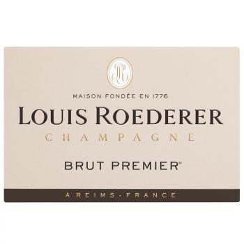 Champagne Louis Roederer Brut Premier Jéroboam 3L