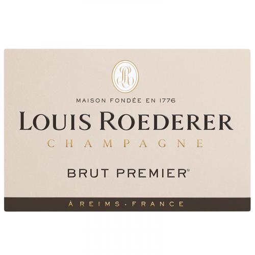 """de Coninck Wine Merchant Champagne Louis Roederer """"Brut Premier"""" 9L"""