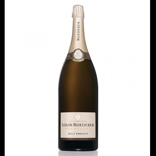 """de Coninck Wine Merchant Champagne Louis Roederer """"Brut Premier"""" Nabuchodonosor 15L"""