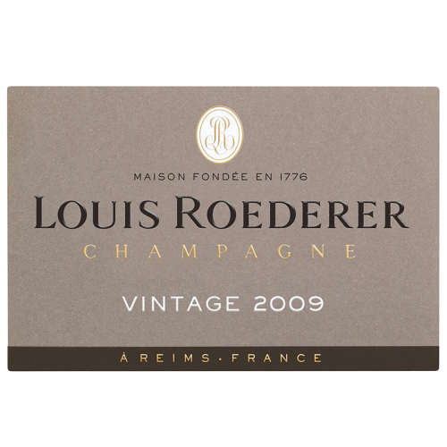 de Coninck Wine Merchant Champagne Louis Roederer Brut Vintage 2014