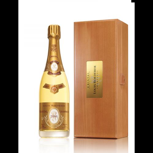 de Coninck Wine Merchant Champagne Louis Roederer Cristal 2006 Jéroboam 3L