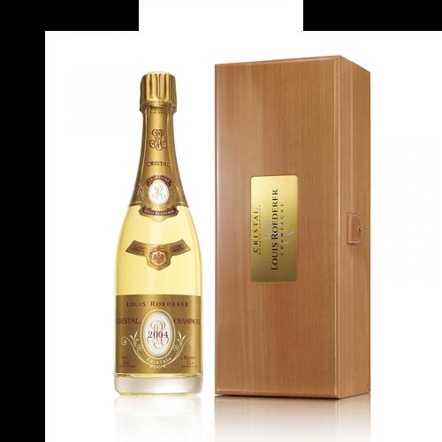 de Coninck Wine Merchant Champagne Louis Roederer Cristal 2002 Mathusalem 6L