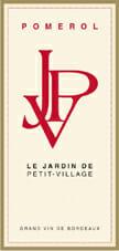 de Coninck Wine Merchant Le Jardin de Petit Village - Pomerol 2014