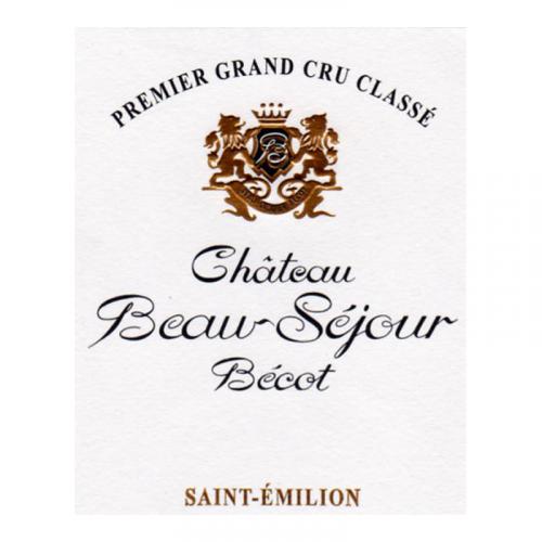 Château Beauséjour Bécot