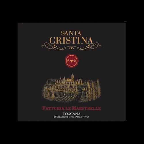 "de Coninck Wine Merchant Antinori - Santa Cristina - ""Le Maestrelle"" - Toscana IGT 2019"