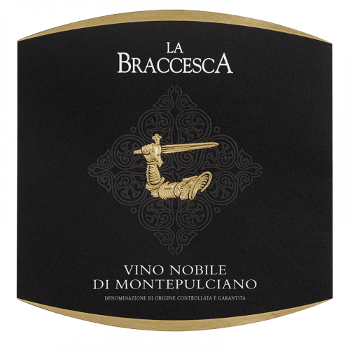 de Coninck Wine Merchant Antinori - Tenuta La Braccesca - Vino Nobile di Montepulciano 2017