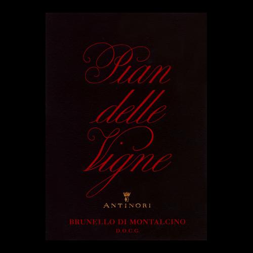 de Coninck Wine Merchant Antinori - Pian Delle Vigne - Brunello di Montalcino 2016