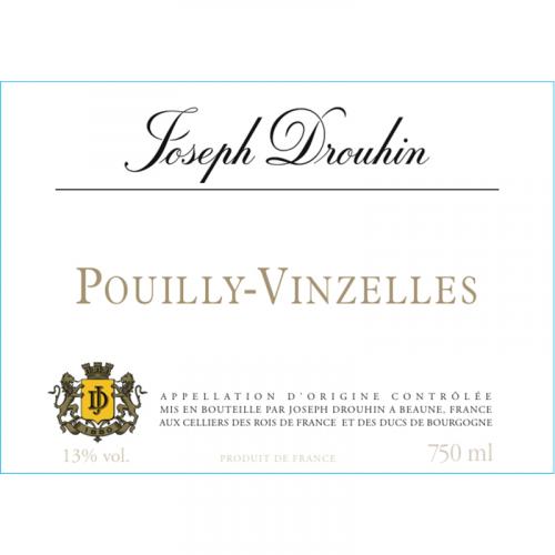 de Coninck Wine Merchant Joseph Drouhin Pouilly-Vinzelles 2017