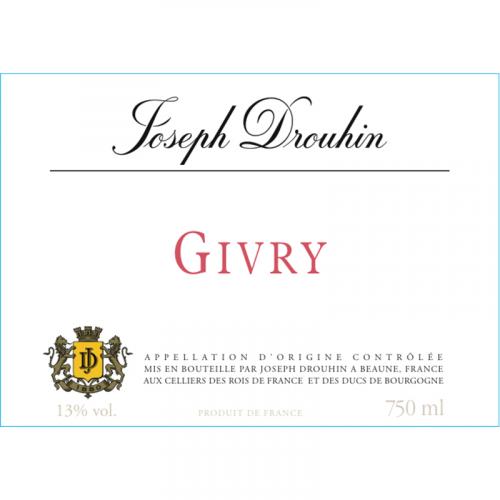 de Coninck Wine Merchant Joseph Drouhin - Givry 2019