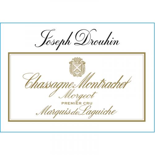 """de Coninck Wine Merchant Joseph Drouhin - Chassagne Montrachet Premier Cru 2018 """"Marquis de Laguiche"""""""