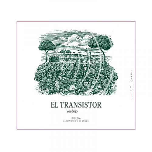 de Coninck Wine Merchant Telmo Rodriguez - El Transistor 2019 - Rueda BIO