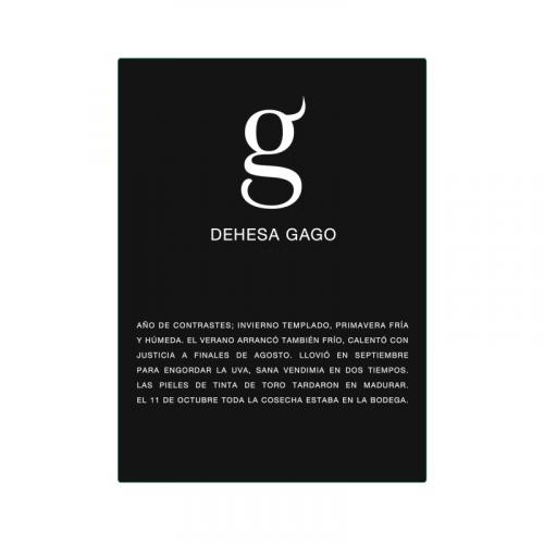 de Coninck Wine Merchant Telmo Rodriguez - Toro - Dehesa Gago 2019