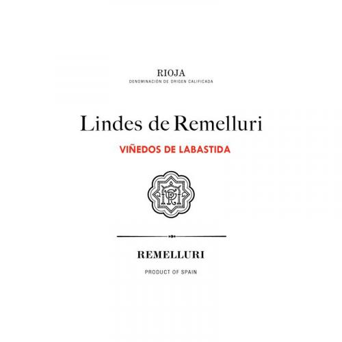de Coninck Wine Merchant Lindes de Remelluri 2016