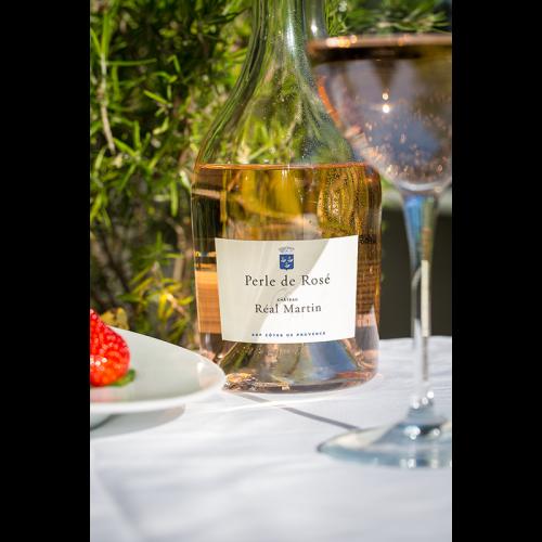 """de Coninck Wine Merchant Château Réal Martin - """"Perle de Rosé"""" - AOP Côtes de Provence 2020 BIO"""